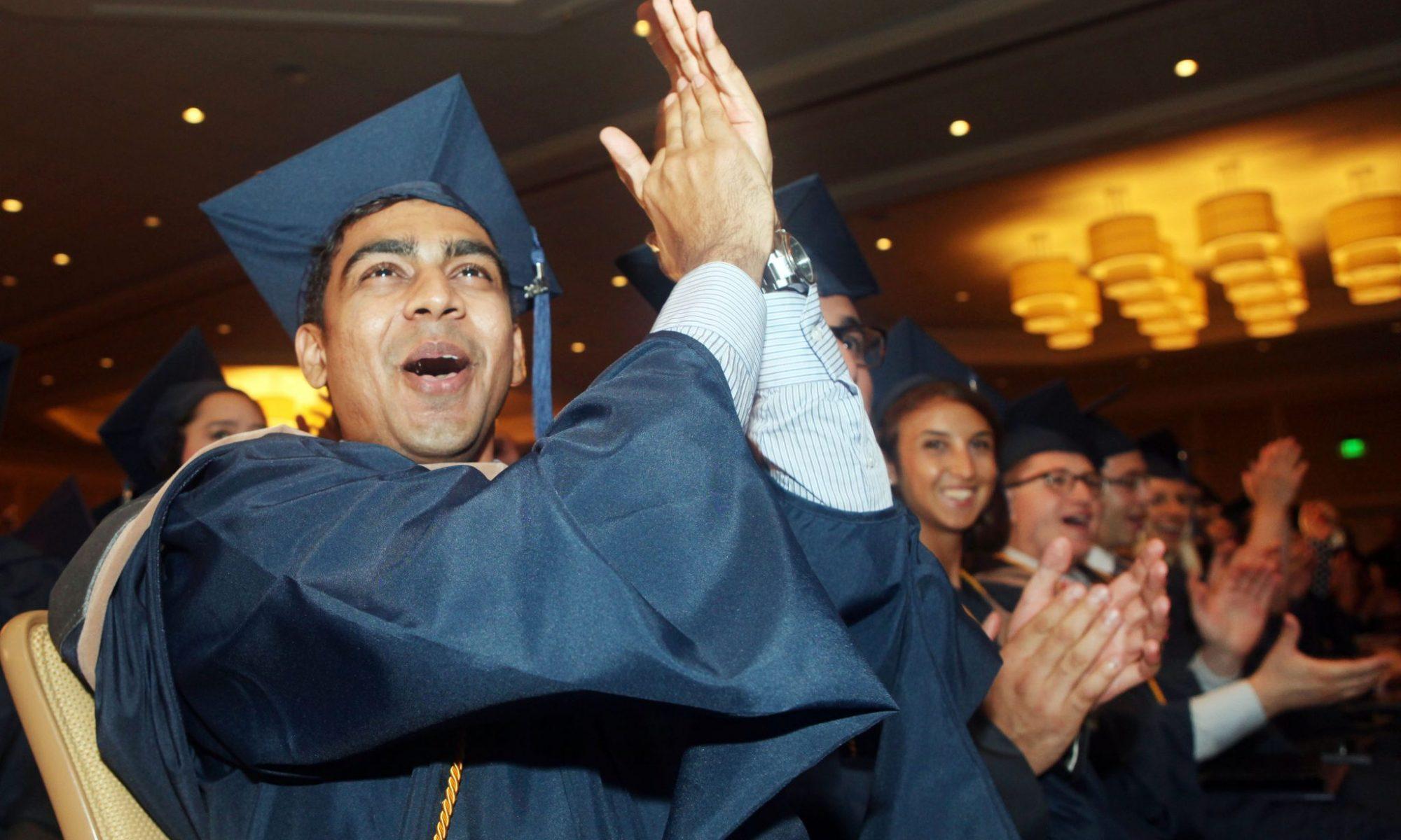2015 Boston Graduation