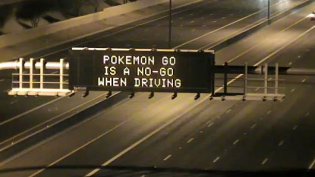 Pokemon No Go