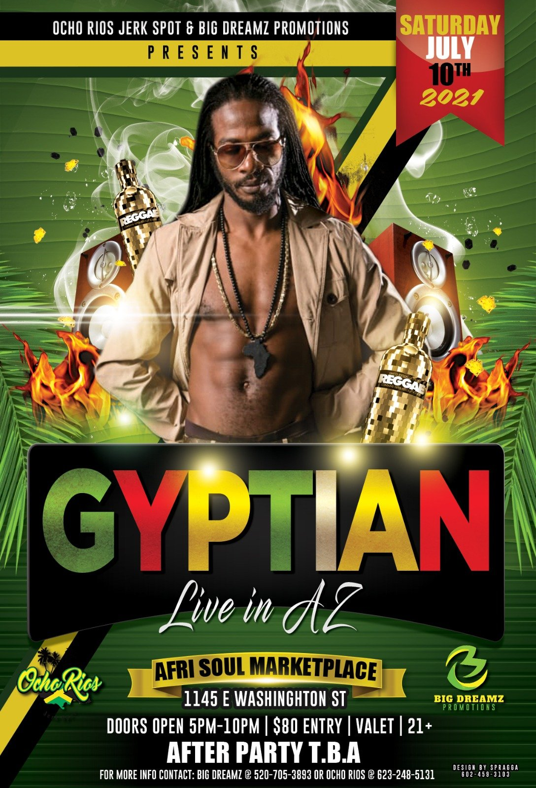 Gyptian Flyer