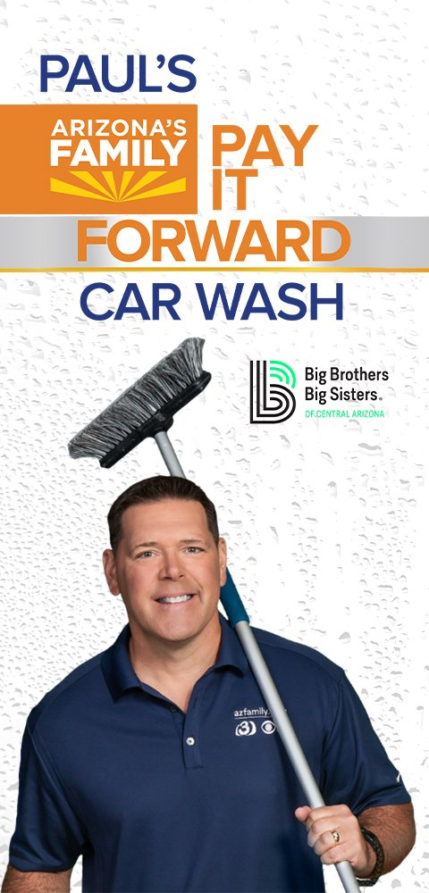 Paul's Car Wash Left Skin